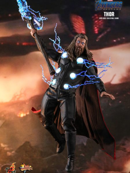 Hot Toys Marvel Avengers Endgame Thor 1:6 Figure