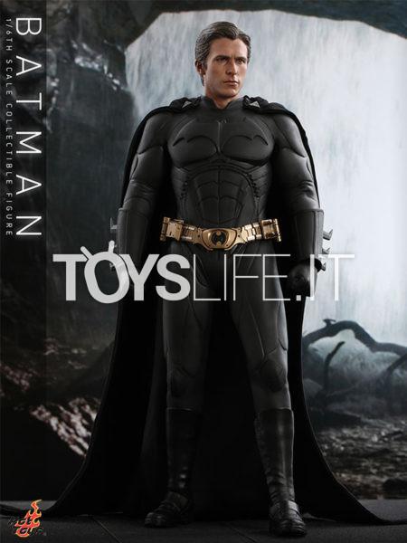 Hot Toys Batman Begins Batman Hot Toys Movie Masterpiece 1:6 Exclusive Figure