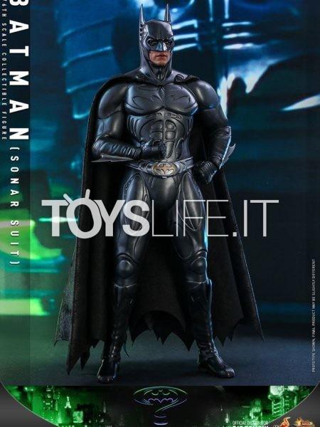 Hot Toys DC Batman Forever Batman Sonar Suit 1:6 Figure