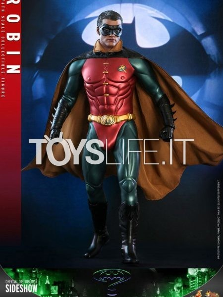 Hot Toys DC Batman Forever Robin 1:6 Figure