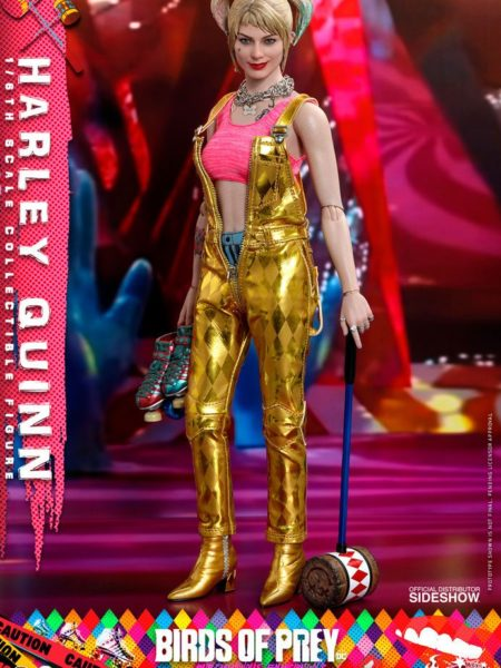 Hot Toys DC Birds of Prey - Harley Quinn 1:6 Scale Figure