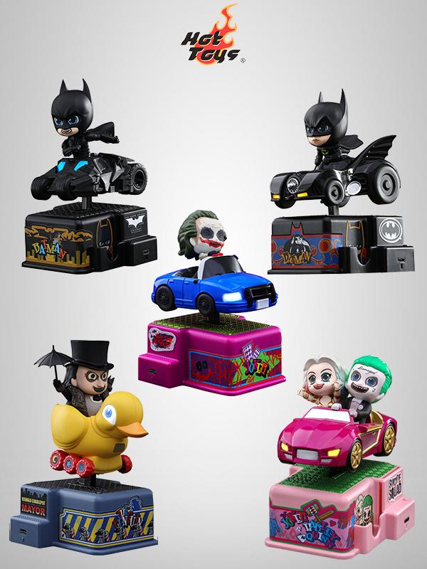 Hot Toys DC Universe Cosrider Serie 1