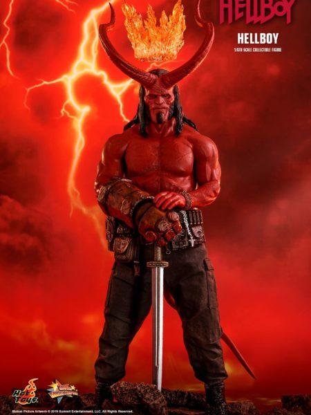 Hot Toys Hellboy 2019 Hellboy 1:6 Figure
