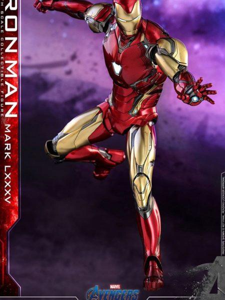 Hot Toys Marvel Avengers Endgame Ironman Mark LXXXV 1:6 Figure