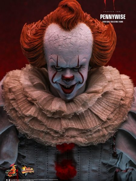 Hot Toys IT Chapter Two Pennywise 1:6 Figure