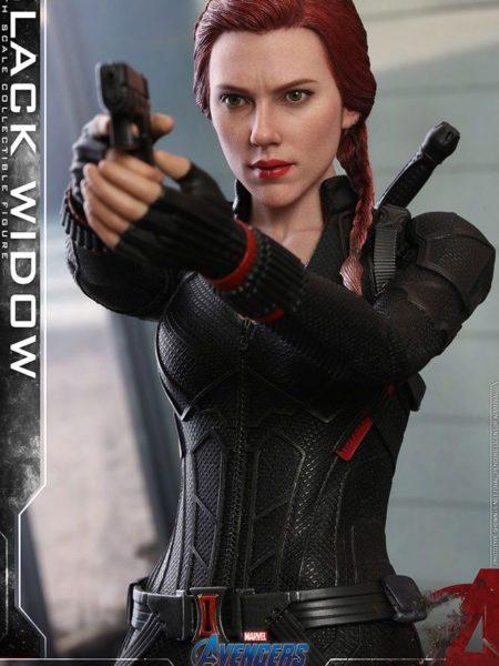 Hot Toys Marvel Avengers Endgame Black Widow 1:6 Figure