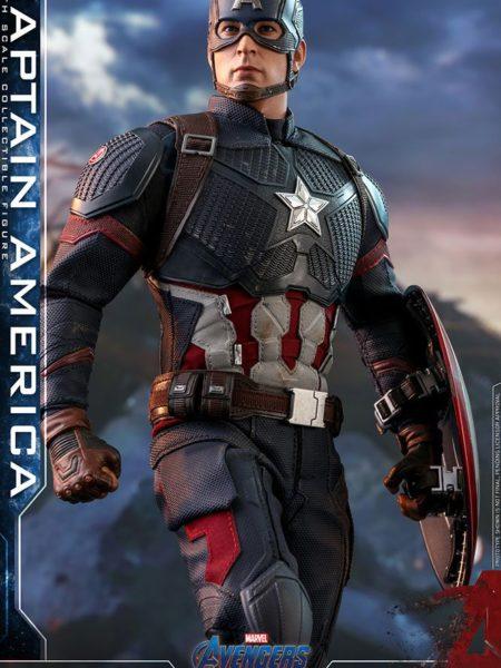 Hot Toys Marvel Avengers Endgame Captain America 1:6 Figure