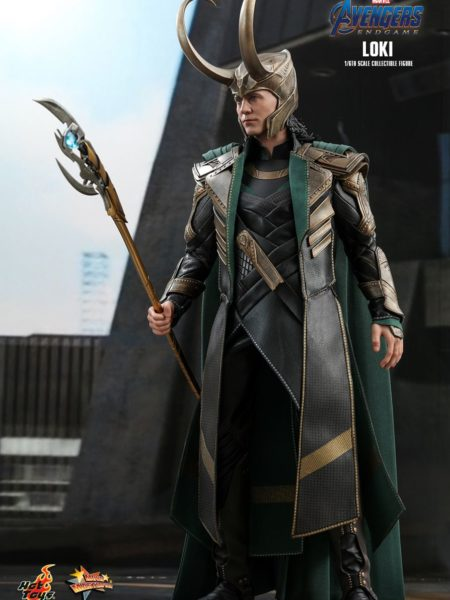 Hot Toys Marvel Avengers Endgame Loki 1:6 Figure