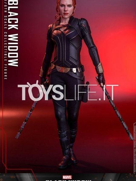 Hot Toys Marvel Black Widow Natasha Romanoff 1:6 Figure