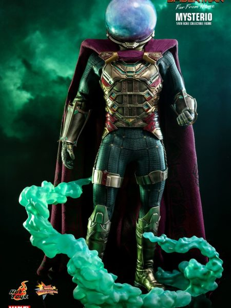Hot Toys Spiderman Far From Home Mysterio 1:6 Figure