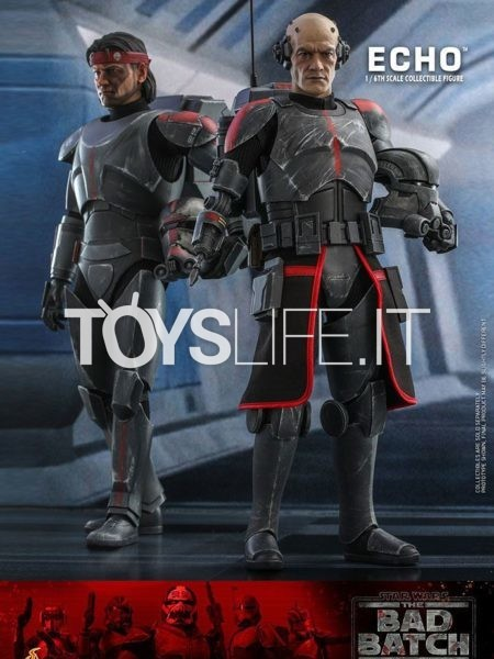 Hot Toys Star Wars The Bad Batch Echo 1:6 figure
