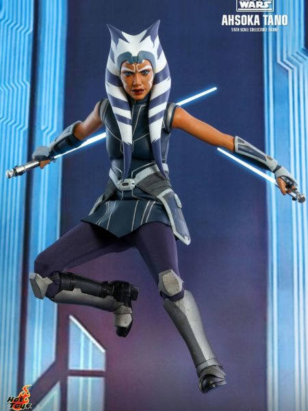 Hot Toys Star Wars The Clone Wars Ahsoka Tano 1:6 Figure