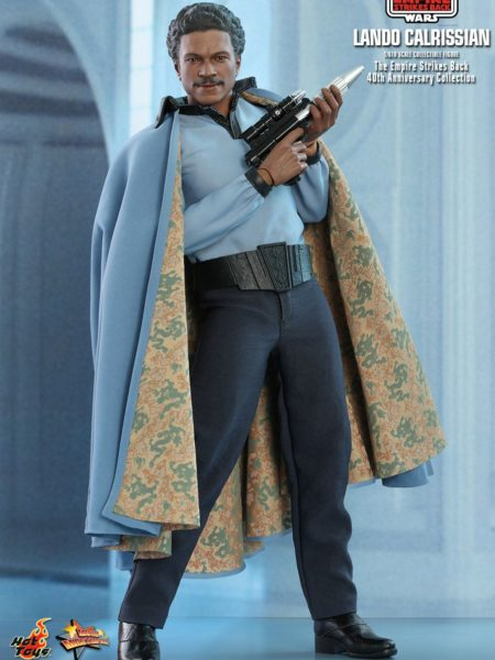 Hot Toys Star Wars The Empire Strikes Back Lando Calrissian 40th Anniversary 1:6 Figure
