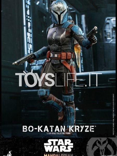 Hot Toys Star Wars The Mandalorian Bo-Katan Kryze 1:6 Figure