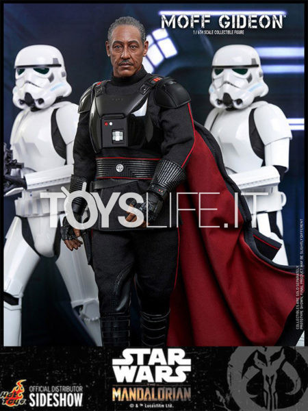 Hot Toys Star Wars The Mandalorian Moff Gideon 1:6 Figure