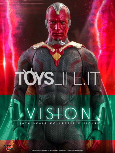 Hot Toys Marvel Wandavision Vision 1:6 Figure