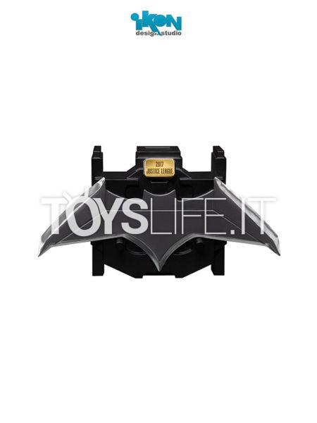 Ikon Design Studio DC Batman Justice League 2017 Metal Batarang 1:1 Replica