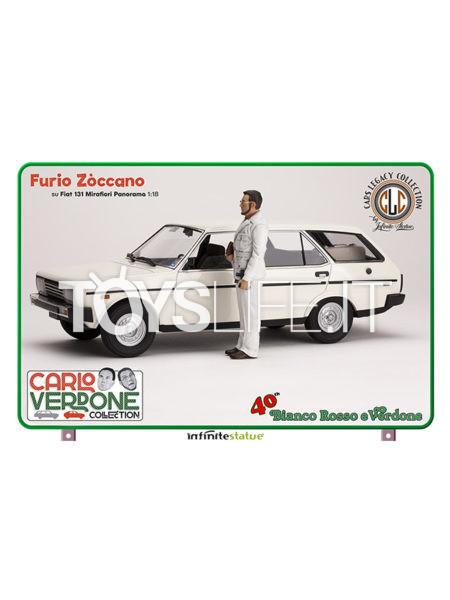 Infinite Statue Bianco Rosso E Verdone Furio On 131 Panorama 1:18 Statue