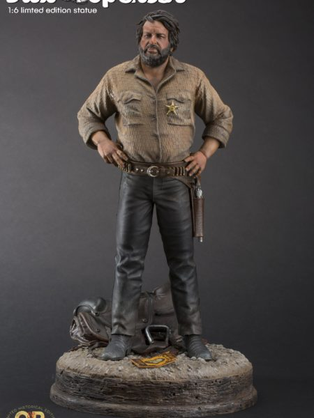 Infinite Statue Old&Rare Bud Spencer 1:6 Statue