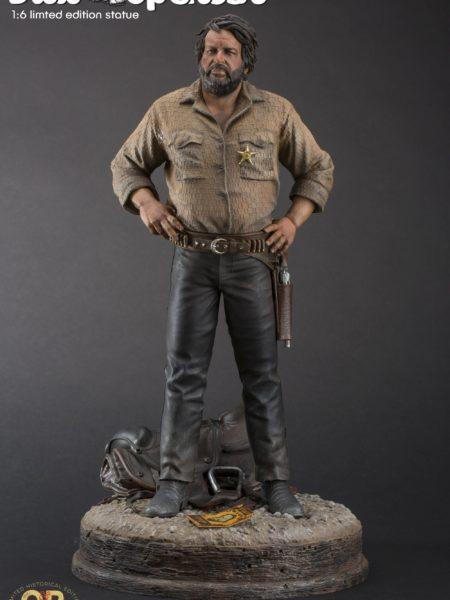 Infinite Statue Old&Rare Bud Spencer 1:6 Statue