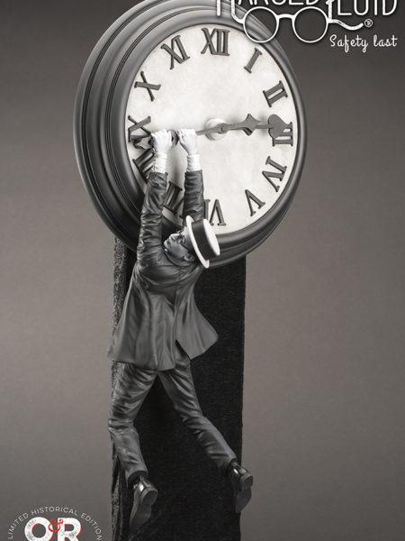 Infinite Statue Old & Rare Safety Last Harold Lloys Statue