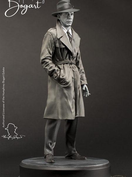 Infinite Statue Old&Rare Humphrey Bogart Statue