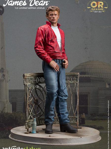 Infinite Statue Old&Rare James Dean 1:6 Statue