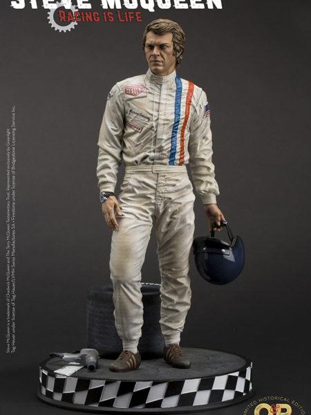 Infinite Statue Old&Rare Steve McQueen Statue