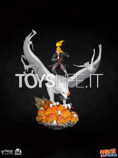 Infinity Studio Naruto Shippuden Deidara & Tobi 1:6 Statue