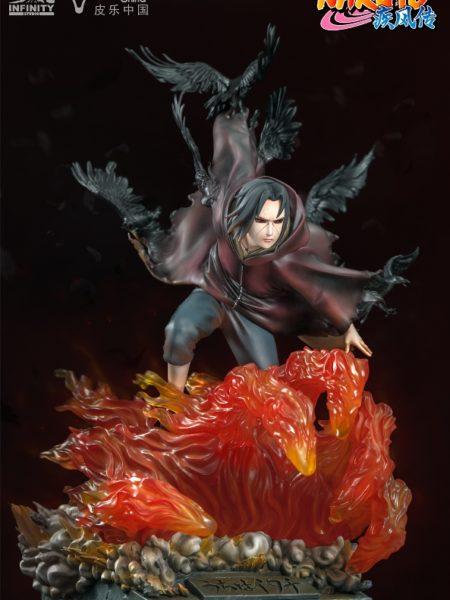 Infinity Studio Naruto Shippuden Itachi 1:6 Statue