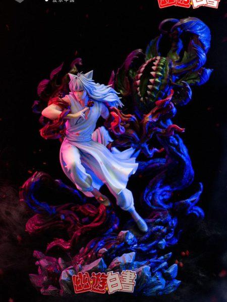 Infinity Studio Yu Yu Hakusho Kurama 1/6 Statue