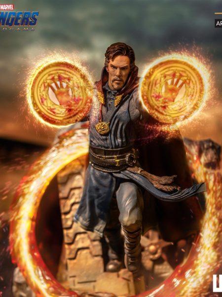Iron Studios Marvel Avengers Endgame Dr. Strange 1:10 Statue