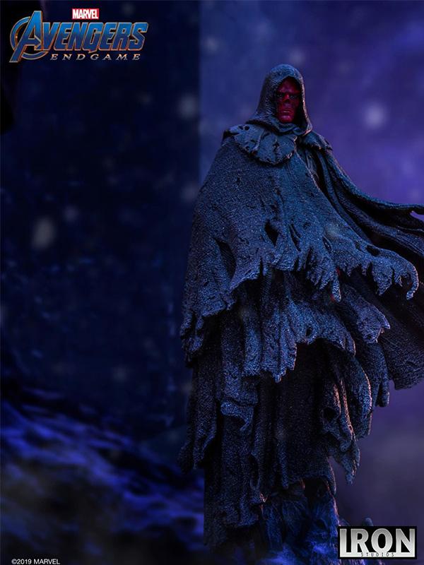 Iron Studios Avengers Endgame Red Skull 1:10 Statue