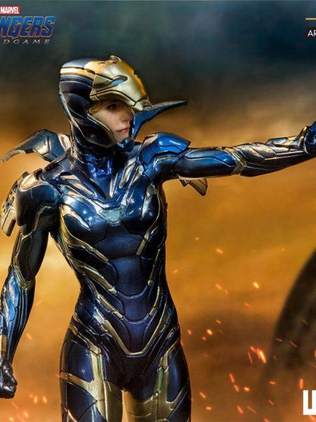 Iron Studios Marvel Avengers Endgame Pepper Potts In Rescue Suit 1:10 Statue