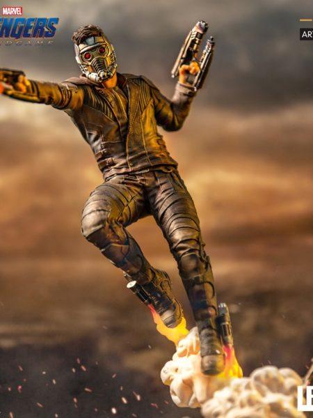 Iron Studios Marvel Avengers Endgame Star Lord 1:10 Statue