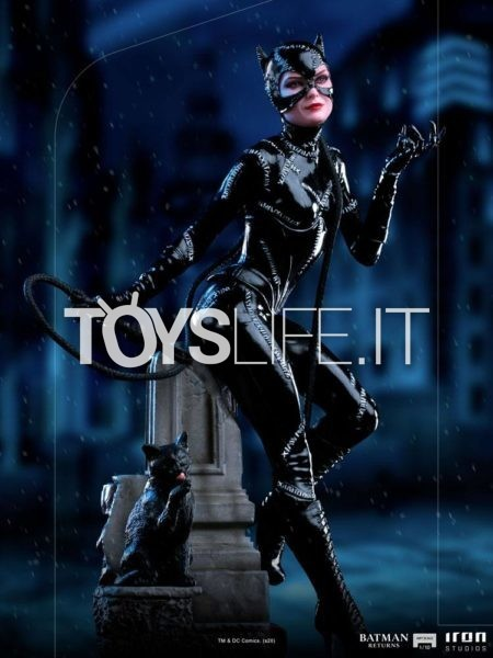 Iron Studios DC Batman Returns Catwoman 1:10 Statue