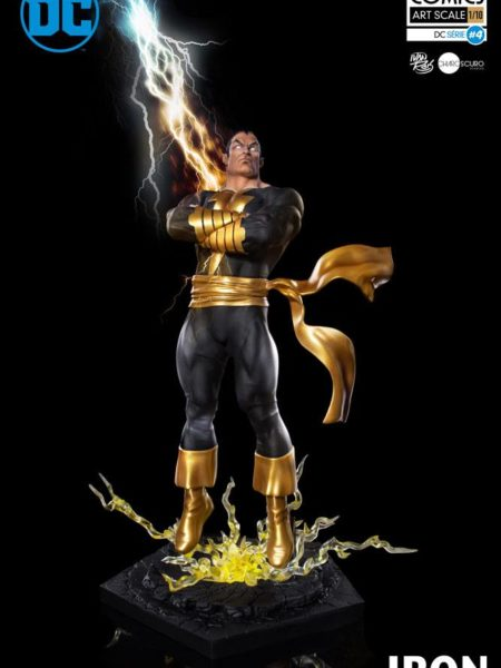Iron Studios DC Black Adam 1:10 Statue