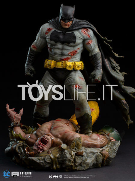 Iron Studios Batman The Dark Knight Returns Batman 1:6 Diorama