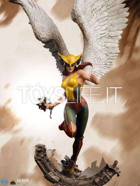 Iron Studios DC Comics Hawkgirl 1:10 Deluxe Statue