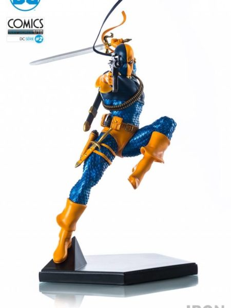 Iron Studios Dc Deathstroke 1:10 Statue