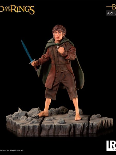 Iron Studios Lord of the Rings Frodo 1:10 Statue