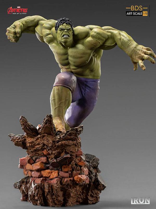 Iron Studios Marvel Avengers Age Of Ultron Hulk 1/10 Statue
