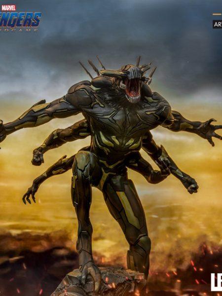 Iron Studios Marvel Avengers Endgame General Outrider 1:10 Statue