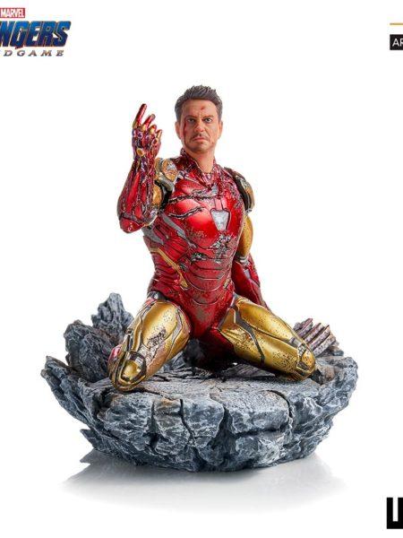 Iron Studios Marvel Avengers Endgame Ironman I am Ironman 1/10 Statue