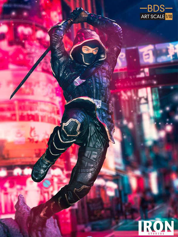 Iron Studios Marvel Avengers Endgame Ronin 1:10 statue