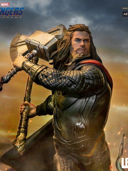 Iron Studios Marvel Avengers Endgame Thor 1:10 Statue