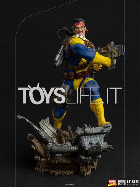 Iron Studios Marvel Comics Forge 1:10 Statue