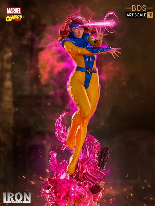 Iron Studios Marvel Comics Jean Grey 1:10 Statue