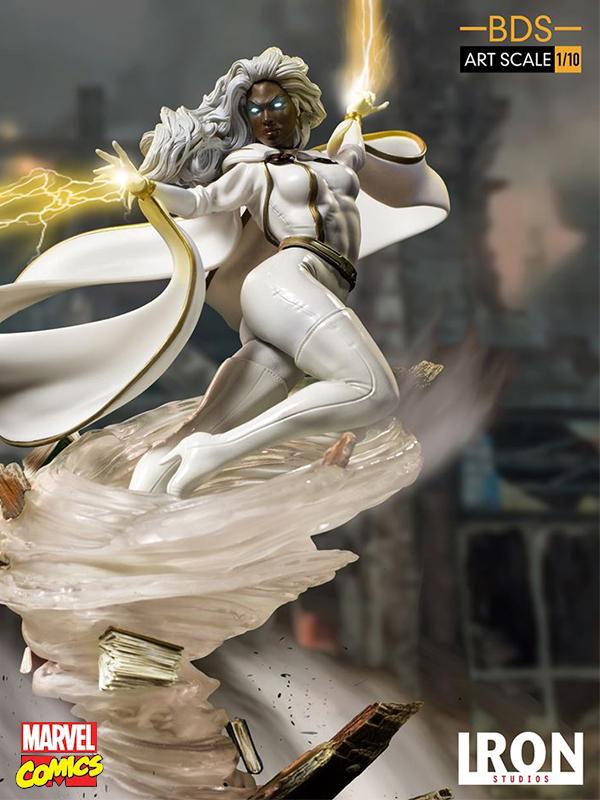 Iron Studios Marvel X-Men Storm 1:10 Statue