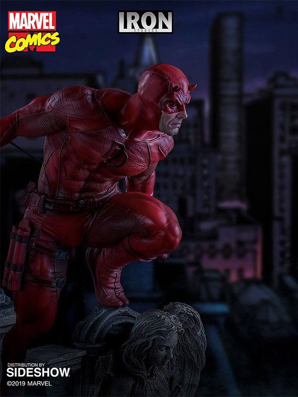Iron Studios Marvel Daredevil 1:4 Statue